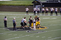 2017 New Student Move In Day-8.jpg (Gustavus Adolphus College) Tags: football gamegame hollingsworth field homecoming game pc kylee brimsek 20170923 outdoor outside hollingsworthfield homecomingfootballgame pckyleebrimsek