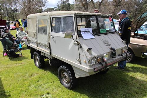 1966 Steyr-Puch Haflinger 4X4 700AP