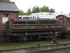 IMG_7056 - BR 1/575 'Mermaid' Ballast Wagon DB989098 (SVREnthusiast) Tags: severnvalleyrailway svr severnvalley severn valley railway