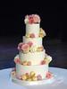Macarons and roses (Jen's Cakery) Tags: jens cakery jenscakery london cake wedding weddingcakes macarons roses pink gold syon syonhouse syonpark cactus