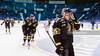 2014-03-08 AIK-Frölunda SG9807 (fotograhn) Tags: ishockey hockey icehockey shl svenskahockeyligan swedishhockeyleague aik gnaget frölundahc indians depp deppig besviken besvikelse sorg ledsen sad unhappy disappointment disappointed dejected sport sportsphotography canon stockholm sweden swe