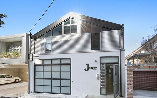 5/5 Pemell Lane, Newtown NSW