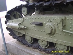 "152mm BR-2 Gun Mod.1935 4 • <a style=""font-size:0.8em;"" href=""http://www.flickr.com/photos/81723459@N04/35686551723/"" target=""_blank"">View on Flickr</a>"