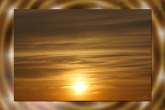 Sonnenuntergang / sunset (Ellenore56) Tags: 09082017 sonnenuntergang sunset sundown sonne sun himmel sky heaven wolken clouds cloud himmelwärts heavenward skyward wetter weather abendstimmung eveningambiance ambiance mood eveningmood atmosphäre atmosphere detail moment augenblick sichtweise perception perspektive perspective reflektion reflection reflexion farbe color colour licht light inspiration imagination magic magical sonyslta77 ellenore56