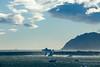 The Icebergs with Northern wind, Qaanaaq (DDN - Dan D. Normann) Tags: qaanaaq greenland iceberg wind august dan d normann qeq qikertarraaq iluliaq anori ocean blue herbert island storm canon 5d mark ii 2 70200mm sandstorm sea