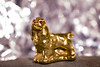 GoldenDog (Emil Funch) Tags: dog art background close tinfoil stone nips trinket show golden cameraraw canon 70d dk photoshop productphotography vibrant