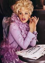 Vogue editorial shot by Ellen von Unwerth 1990 (barbiescanner) Tags: ellenvonunwerth vintage retro fashion vintagefashion 90s 90sfashion 1990s 1990sfashion editorial vogueuk