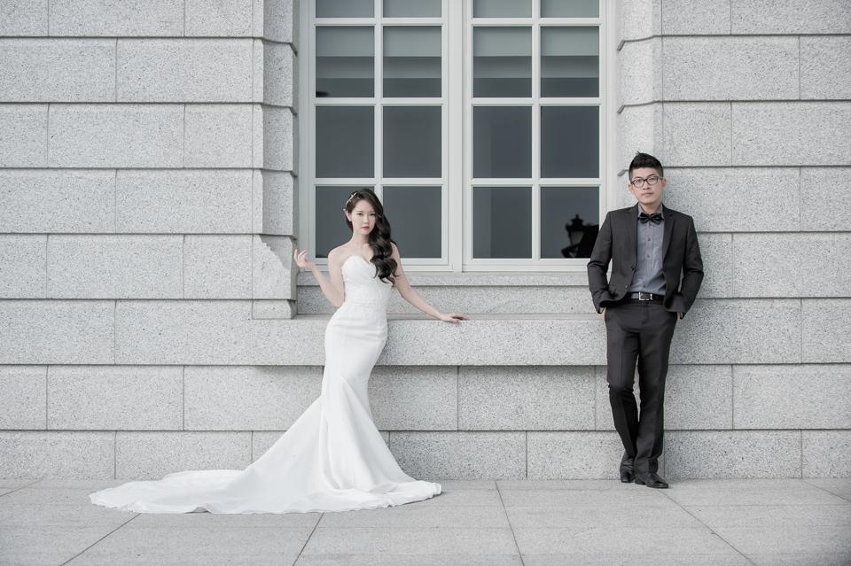 台南自助婚紗 奇美博物館 婚紗作品 Abby 018