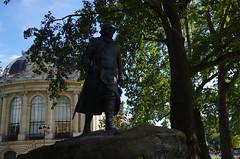 Petit Palais, Paris, 14/8/17 (jlfaurie) Tags: familia mechas ramirez clémenceau 1418 statue champselysées paris petitpalais monumento monument france 1aguerramundial ww1 infrance