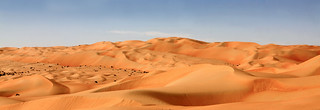In Explore...  Rub' al Khali morning