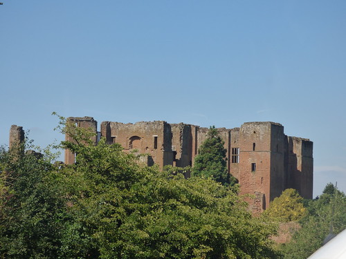 Kenilworth Castle - The Great Tower