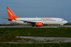 C-FLSW (Sunwing Airlines) (Steelhead 2010) Tags: sunwingairlines boeing b737 b737800 yyz cflsw