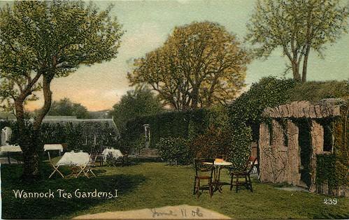 The Wannock Tea Gardens