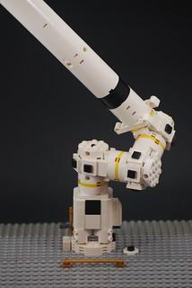 Lego Canadarm2