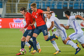 U21: Norway vs Israel