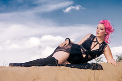 Afrika III (Tomislav Čar (Tomislaw)) Tags: scouting đurđevečkipesek podravina croatia sand pijesak pustinja kalinovac vodenicasveteane zagreb outdoor desert clouds sky fashion model