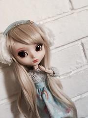 Em invernal (♥ MintCupcake ♥) Tags: winter cute custom groove stica pullip doll