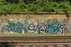 Oc, Grope (NJphotograffer) Tags: graffiti graff new jersey nj trackside rail railroad oc mhs crew grope dna md