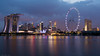 Marina Barrage (pyaephyo86) Tags: cityscape nightview marinabarrage singapore water cloud landscapre