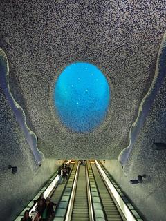 Toledo Metro Station, Naples