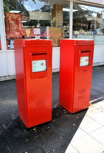Type G Pillar Boxes