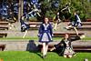 Irish Dancing (Davien Orion) Tags: clones clone multiplicity multiples adobephotoshop sonya580 flickrmultiplicity explore dancers irishdancing green