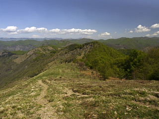 011 - panorama Appenninico
