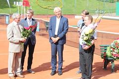 LR pieaugušo čempionāts 2017, 6.diena. E.Ernestsona godināšana un vienspēļu fināli