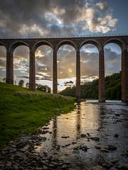 Leaderfoot Viaduct, Melrose, Scotland. (iancook95) Tags: