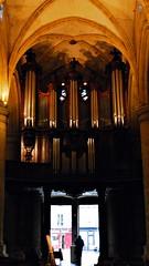 9 - Dieppe - Eglise Saint-Rémy - Orgue (melina1965) Tags: normandie seinemaritime août august 2017 nikon d80 dieppe église églises church churches orgue orgues organ organs