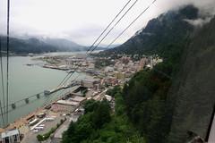 Juneau, capital of Alaska. Not exactly huge. (Karlov1) Tags: juneau alaska