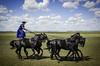 Hortobágy (kobianda) Tags: hortobágy hungary puszta hourse tradition clouds history rigding