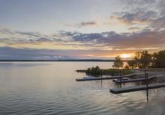 Friday Finale (player_pleasure) Tags: sunset alumcreek weekend friday mavicpro drone ariel water creek hdr