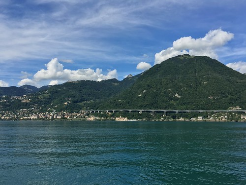 On Lake Geneva, from Chillon to Saint-Gingolph