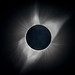 Total Solar Eclipse 2017 - Corona and Earthlight