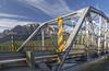 Bridge and Castle Mountain (Studio f8) Tags: banff castlemountain bridge truss canadianrockies