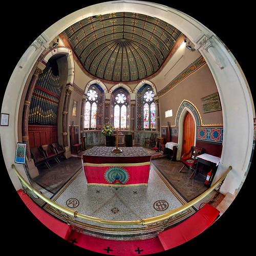 St. Mary's Church, Killarney Altar and choir