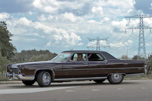 Lincoln Continental Sedan 1973 (2441)