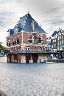 de Waag Ljouwert (Leeuwarden)