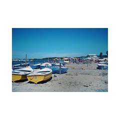 Colori. (fotoricordosecondario) Tags: summer colours sea mare barche boats colori estate toscana tuscany colorful samsungnx10