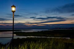 Night Light (joscelyn_p) Tags: bluehour evening dusk oceancitymaryland oceancity ocmd md maryland canon lightroom travel
