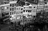 City life (Johuhe) Tags: leiden netherlands holland canals city terras birds eye black white monochrome medium format 6x9 film analog agfa record iii rangefinder epson v500