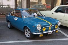 Fiat 850 Sport Coupè (Maurizio Boi) Tags: fiat 850 sport coupè car auto voiture automobile coche old oldtimer classic vintage vecchio antique italy voituresanciennes