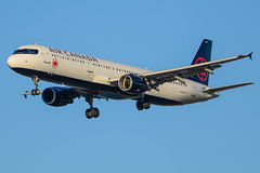 CYVR - Air Canada A321-200 C-GIUE (CKwok Photography) Tags: yvr cyvr aircanada a321 cgiue