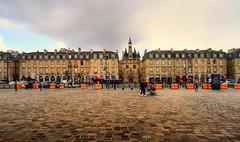 Bordeaux - Place de la Bourse (YᗩSᗰIᘉᗴ HᗴᘉS +8 500 000 thx❀) Tags: bordeaux france aquitaine gironde hdr 3exp hensyasmine town city