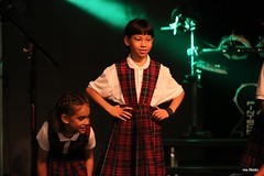onstage with mariana (hiphophooray) Tags: glee juniorglee dance