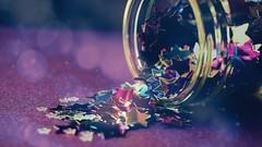 DSC03751-02- Jar Of Stars - texture (suzyhazelwood) Tags: textures texture star stars jar crafts crafting creativecommons a6000 sony