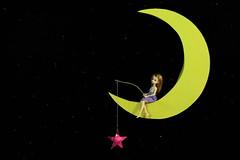 When You Wish Upon a Star (raining rita) Tags: wish licca moon stars
