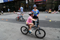 Bike New York Learn to Ride Classes (NYCDOT) Tags: citi citisummerstreets summerstreets 2017
