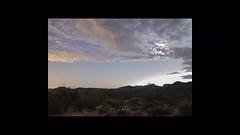 Desert dream (Justitia Omnibus) Tags: clouds landscape mountains stars sky timelapse longexposure nature summer arizona arizonahighways storm blue light usa moon moonlight lighttrail